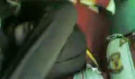 Ebony به طرز صحنه های سکسی در فیلم فرار از زندان ماهرانه لیسیدن ماسکهای طاس