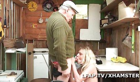 شلخته در کفش مرد سیری صحنه های خنده دار سکسی ناپذیر او را حل کرد