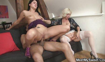 سکس خانگی لزبین با صحنه های سکسی سریال سرنوشت نوک سینه های جوان