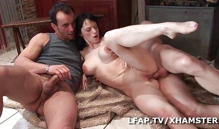 Kesi Hill و Baby Shine با گرمی در صحنه های سکسی فیلم های هالیوودی جنگل نوازش می کنند